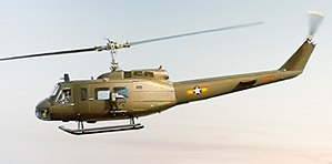 South Vietnam Air Force - A South Vietnamese Bell UH-1D  huey