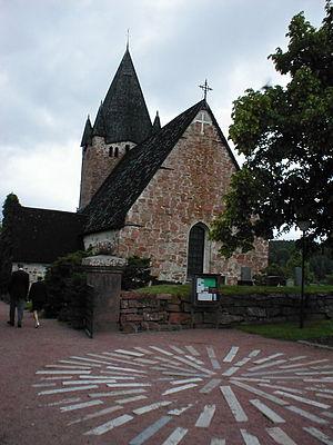 Finström - St. Michael's Church