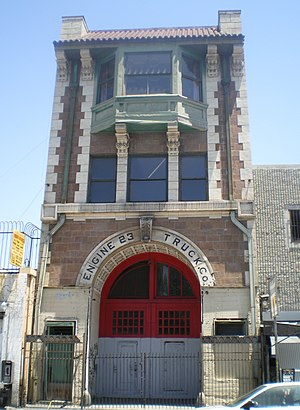 Fire Station No. 23 (Los Angeles, California) - Fire Station No. 23, 2008