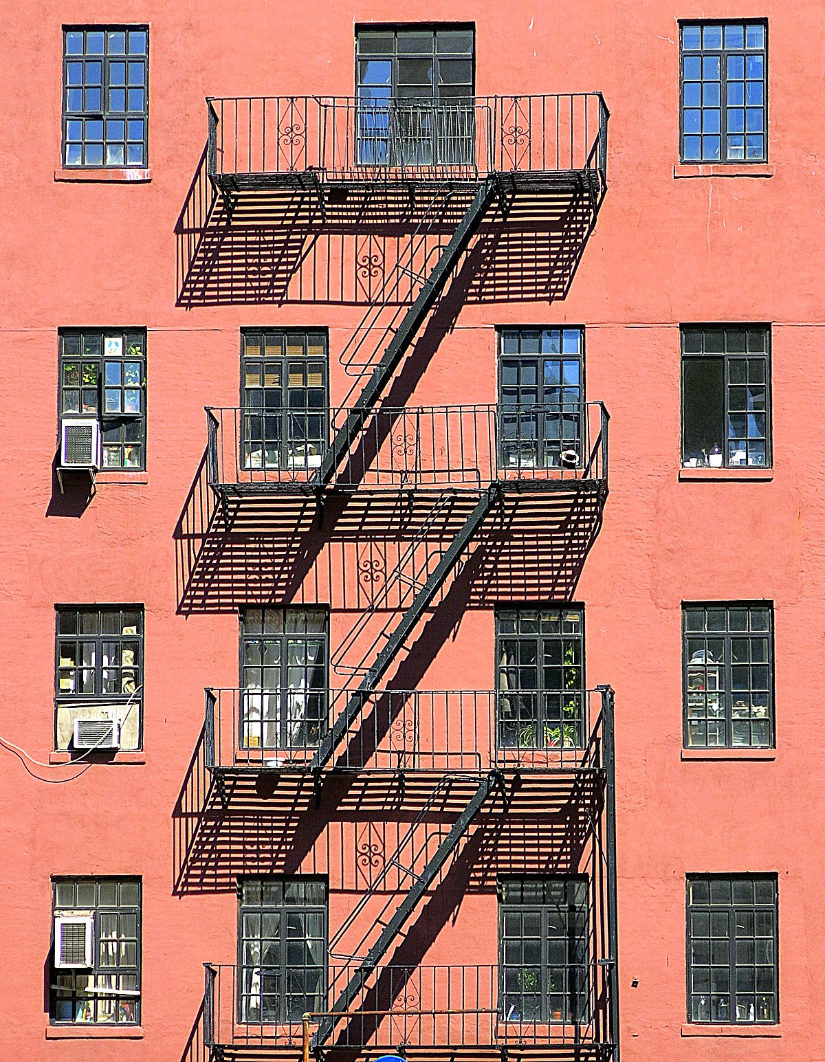 Fire Escape Wikipedia