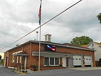 Fire station Bressler PA.JPG