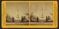 Firemen's monuments, Rose Hill, by P. B. Greene.png