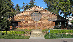 First Unitarian Church (Berkeley, CA).JPG