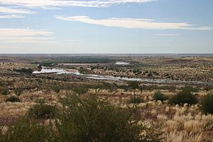 Fish River (Namibia) - Image: Fish river