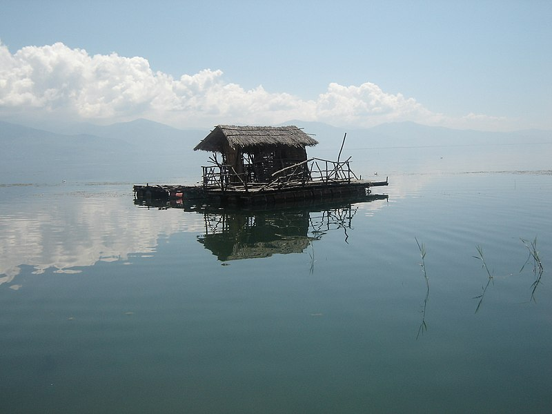File:Fishing at Lake Prespa.JPG