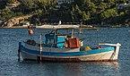 Fishing boat Aghios Eleftherios, Aghios Minas, Chalkida, Greece.jpg