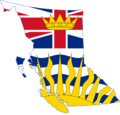 Flag map of British Columbia.png