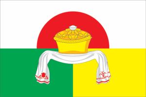 Drozhzhanovsky District - Flag of Drozhzhanovsky Municipal District