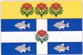 Flag of Tishanskoe (Volgograd oblast).png