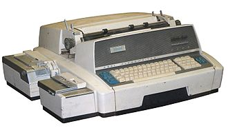 Friden Flexowriter - The Model 2201 Programatic