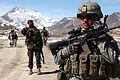 Flickr - DVIDSHUB - US, Afghan Troops Check on Town of Yawez.jpg