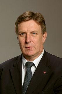 Māris Kučinskis Latvian politician