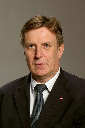 Prime Minister of Latvia - Image: Flickr Saeima 10.Saeimas deputāts Māris Kučinskis