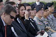 Flickr - The U.S. Army - Families at Fort Hood memorial service
