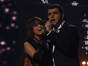 Vlad Miriță - Performing with Nico in Belgrade, 2008