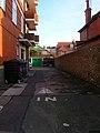 Flint Wall, Hove Street - geograph.org.uk - 302516.jpg