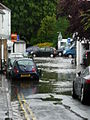 Flooding in Preston Park area - geograph.org.uk - 1419538.jpg