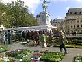 Flower market on the William II square.jpg