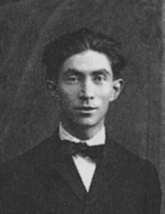 Benjamin Fondane - Fondane-Fundoianu, ca. 1915