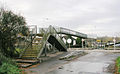 Footbridge in Wenvoe over the A4050 - geograph.org.uk - 288559.jpg