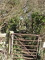 Footpath Gate - geograph.org.uk - 328539.jpg