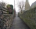 Footpath from Scholes Lane to Town Gate - geograph.org.uk - 774334.jpg