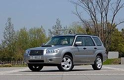 Subaru Forester Wikipedia