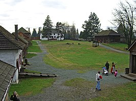 Fort Langley National Historic Site