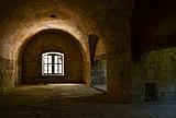 Fort Monostor, Komárom - interiors 01.jpg
