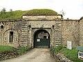 Fort de Planoise entrée principale.JPG
