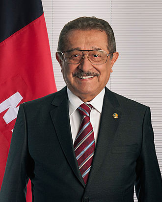José Maranhão - Image: Foto oficial de José Maranhão