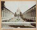 Fotografi. Campo Santo i Pisa, Italien - Hallwylska museet - 102994.tif