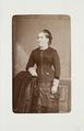 Fotografiporträtt på Jenny Pflaum - Hallwylska museet - 107739.tif