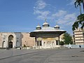 Fountain of Ahmed III,Topkapi palace.jpg