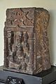 Four-armed Goddess - Mediaeval Period - Chaumuhan - ACCN 17-1360 - Government Museum - Mathura 2013-02-22 4734.JPG