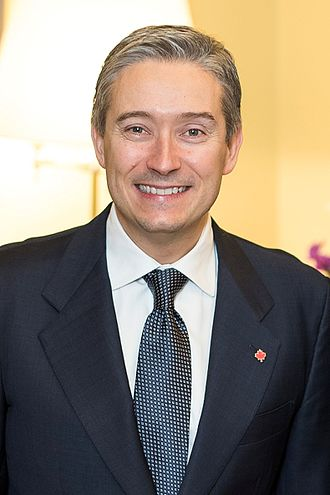 Minister of International Trade (Canada) - Image: François Philippe Champagne