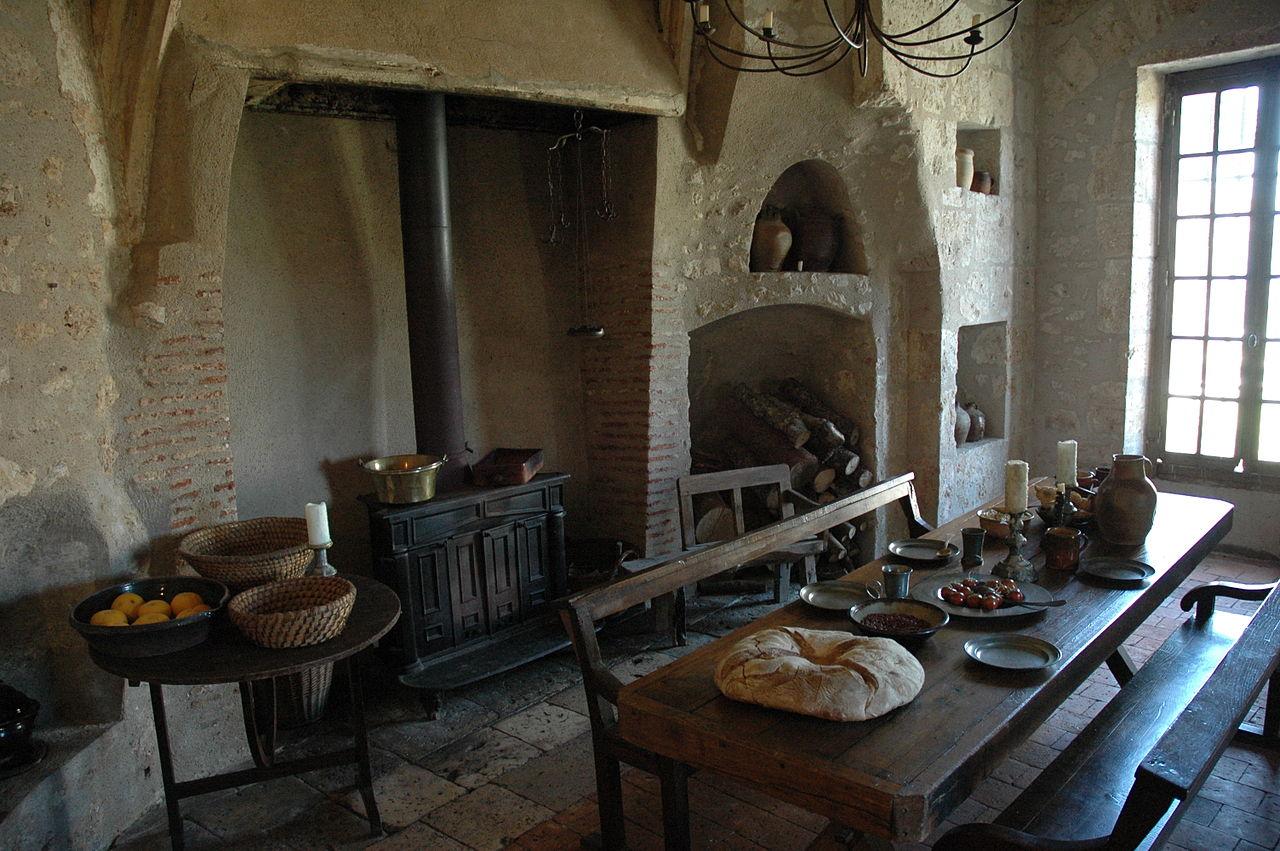 File france centre loiret meung sur loire chateau for Interieur francais
