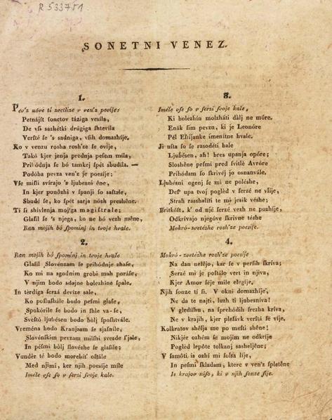 File:France Prešeren - Sonetni venez.pdf