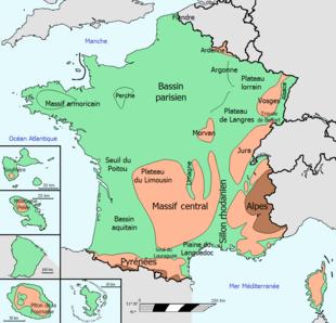 Cartina Aeroporti Francia.Bacino Parigino Wikipedia