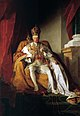 Francis II, Holy Roman Emperor by Friedrich von Amerling 003
