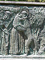 Francis of Assisi and the Wolf of Gubbio 00.jpg