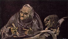 Francisco de Goya y Lucientes - Two Women Eating - WGA10114.jpg
