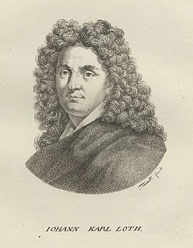 Johann Carl Loth