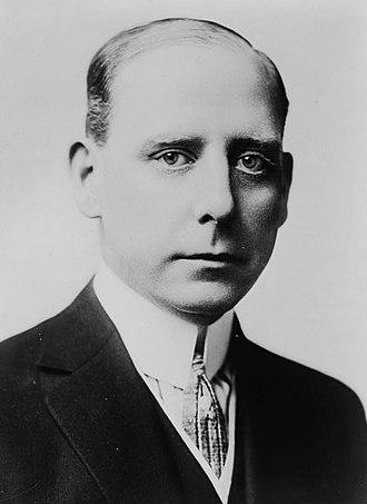 Frank Hague - 1920 photo