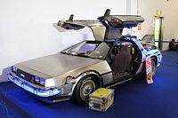 DeLorean (Retour vers le futur)