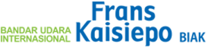 Frans Kaisiepo International Airport - Image: Franskaisiepoairport logo