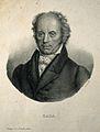 Franz Joseph Gall (1758 - 1828), German neuroanatomist Wellcome V0002148.jpg