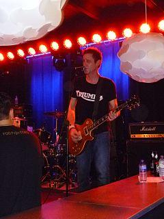 Franz Stahl American guitarist