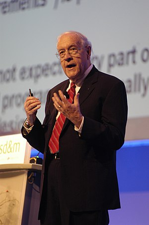 Fred Brooks - 2007 photo