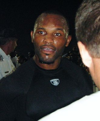 Fred Taylor (American football) - Taylor during the Jaguars' 2008 training camp